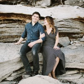 Andrea + Randy, Engaged