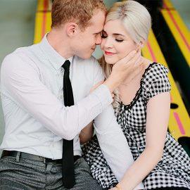 Justin + Natalie, Engaged