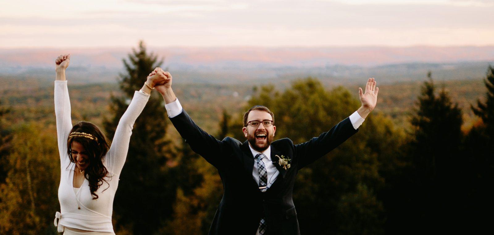 Cedar Lakes Estate, Upstate New York Wedding