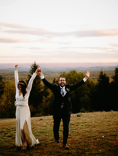 Cedar Lakes Estate, Upstate New York Wedding