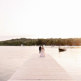 Fountain Point Resort Wedding