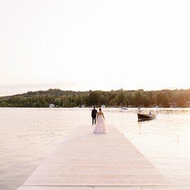 Fountain Point Resort Wedding