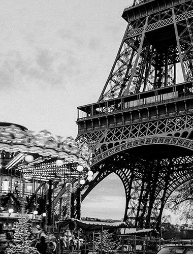 One Week in Paris