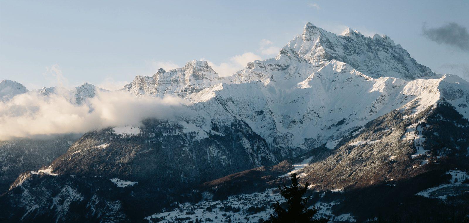 One Month in Switzerland