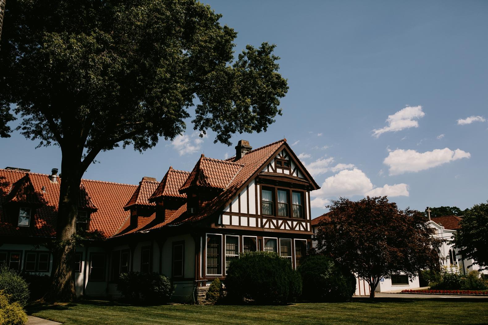 Long Island Wedding At The Hempstead House Brad Amp Jen