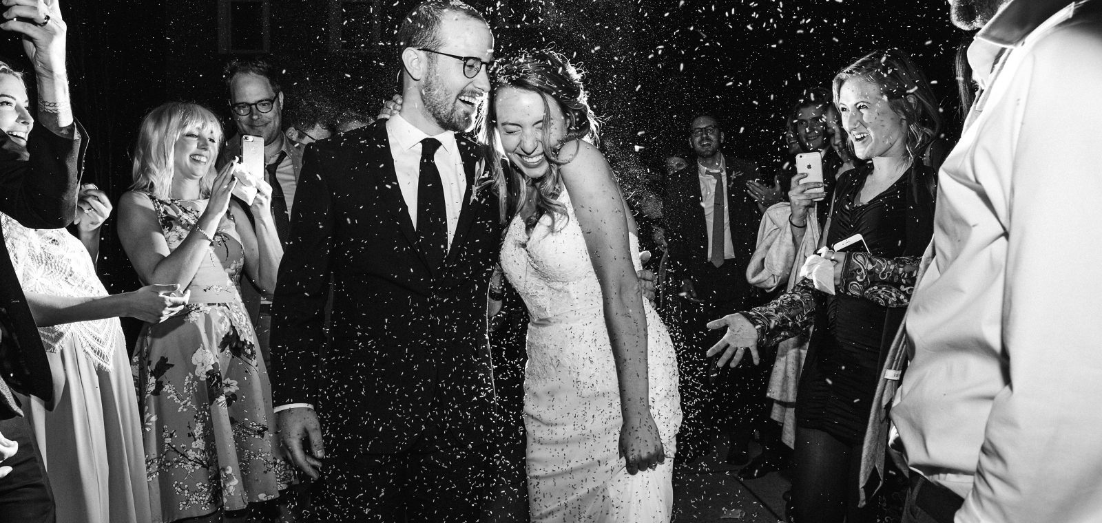 Modern Nashville Wedding