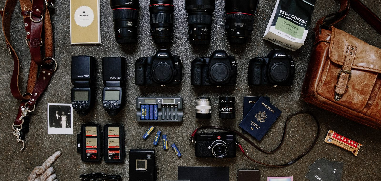 Wedding & Lifestyle Photography Gear